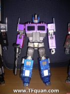 【重涂赏析】MP01重涂——紫色擎天柱!