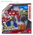 变形金刚 Hero Mashers 系列 新品 官图